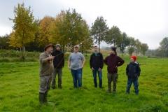 Fliegenfischen - Wurfkurs Achim Stahl mit der Jugendgruppe des AV Schlesen Club 17 e.V.